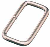 D-Ringe Metall