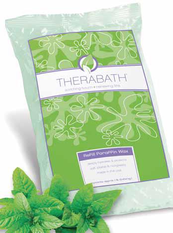 TheraBath® Paraffin Wintergreen mit Menthol