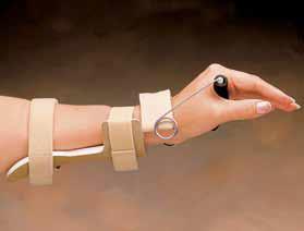 LMB Dynamic Wrist Extension Assist