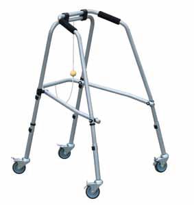 Ausführung mit 4 lenkbaren Rädern