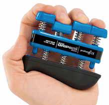 GripmasterTM Hand Exerciser