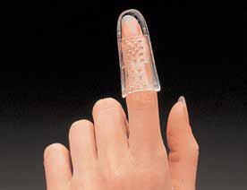 Fingerschiene nach Stax