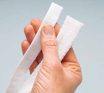 Compression Finger Bandage